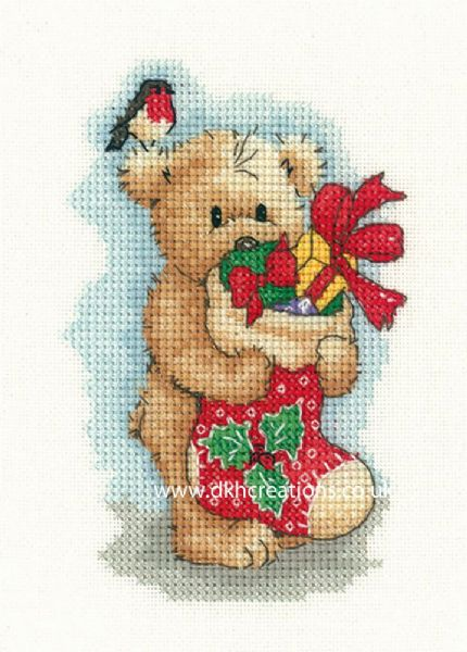 Christmas Toffee Cross Stitch Kit